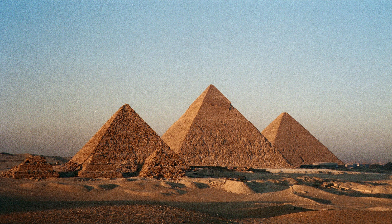 Ancient Egypt Great Pyramid of Giza